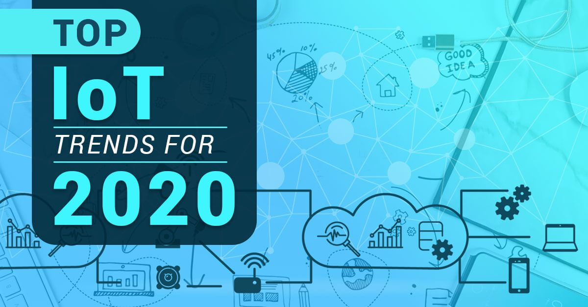Top IoT Trends for 2020